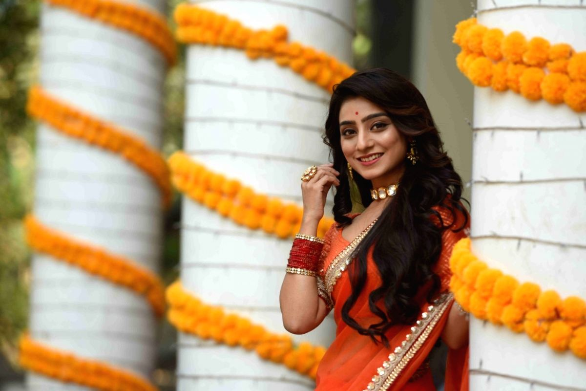 Neha Marda: Playing mom on-screen has brought out a motherly side in me.