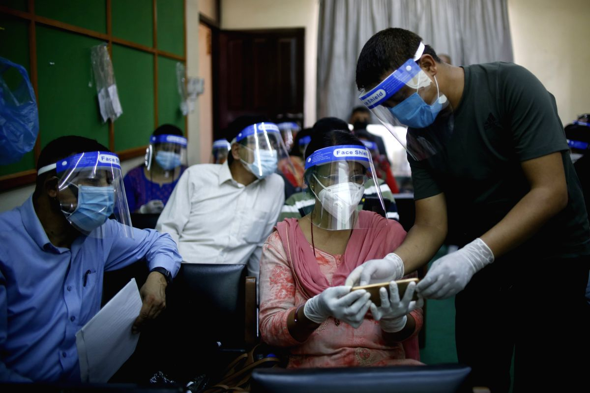 Nepal registers highest single-day COVID-19 deaths