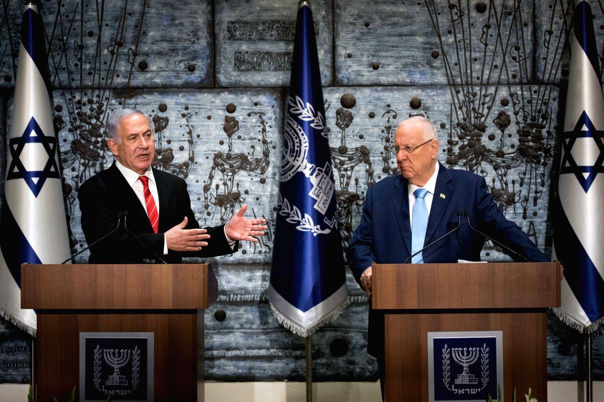 Netanyahu tasked with forming new Israeli gov't