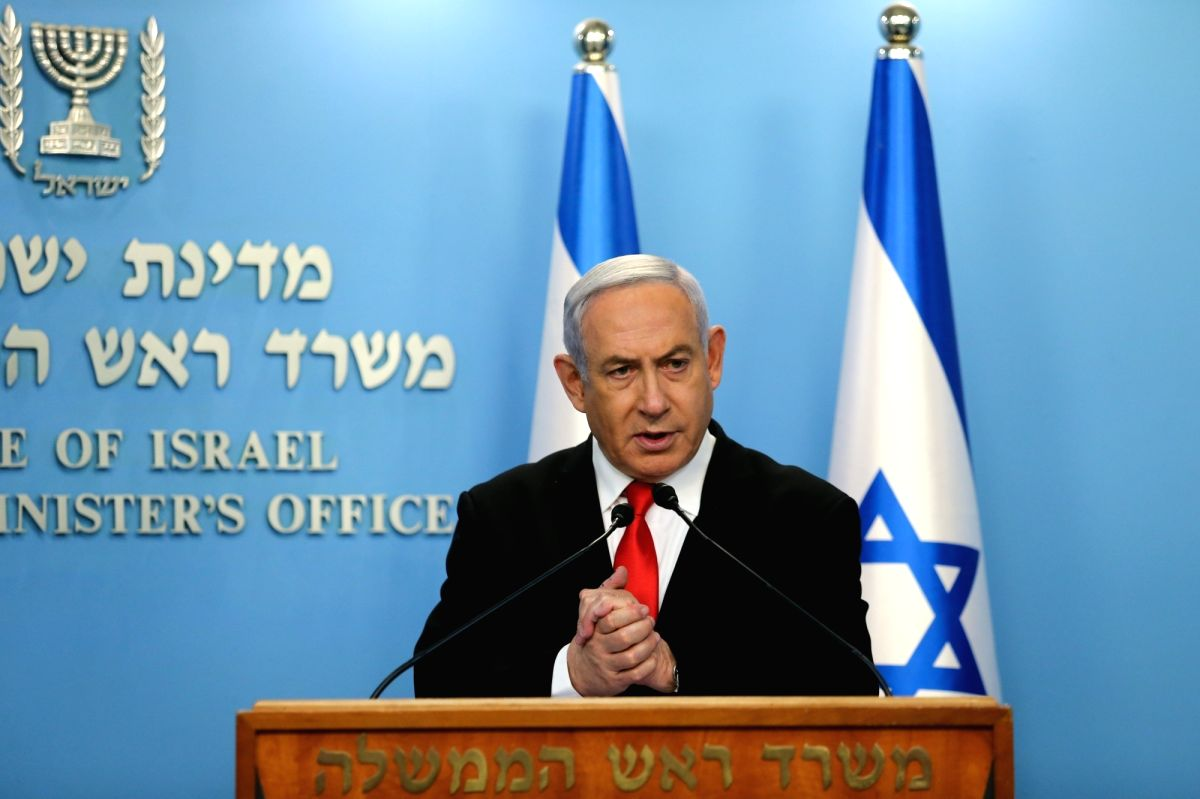 Netanyahu tests negative for COVID-19 after his aide's infection