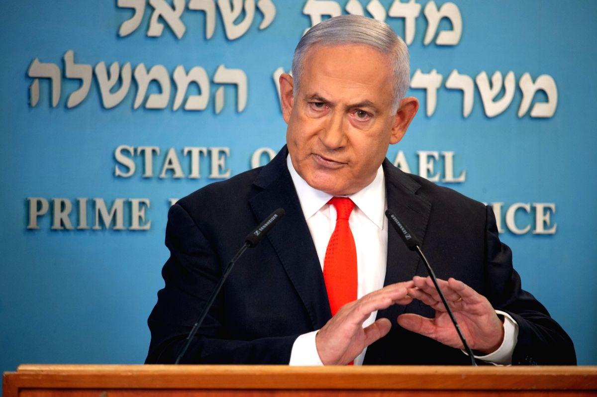 Netanyahu threatens more strikes on in Syria