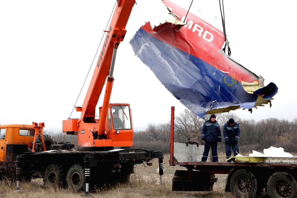 Netherlands to bring Russia before human rights court over MH17 downing