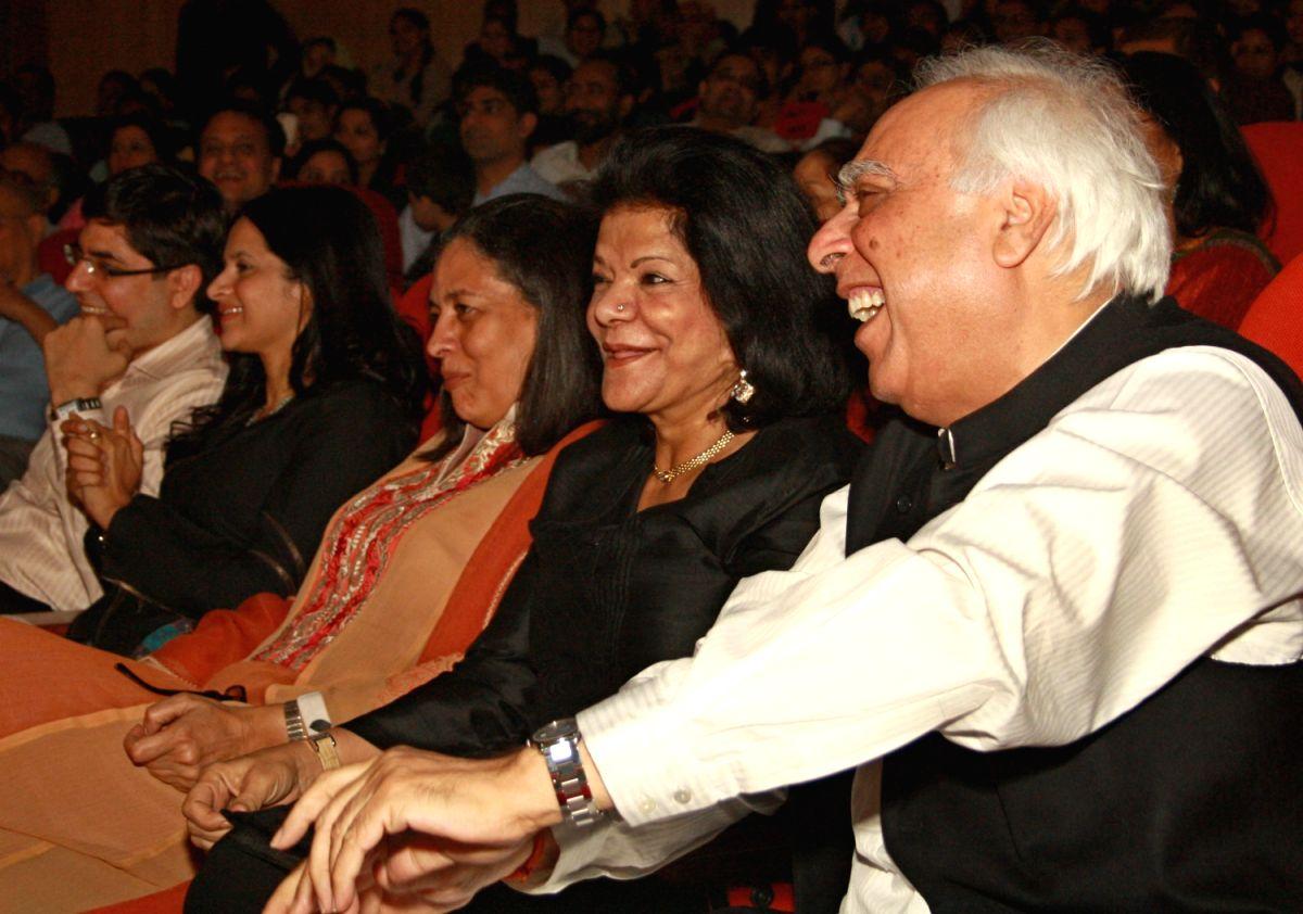 Foundation Day of Jamia Millia Islamia - Kapil Sibal