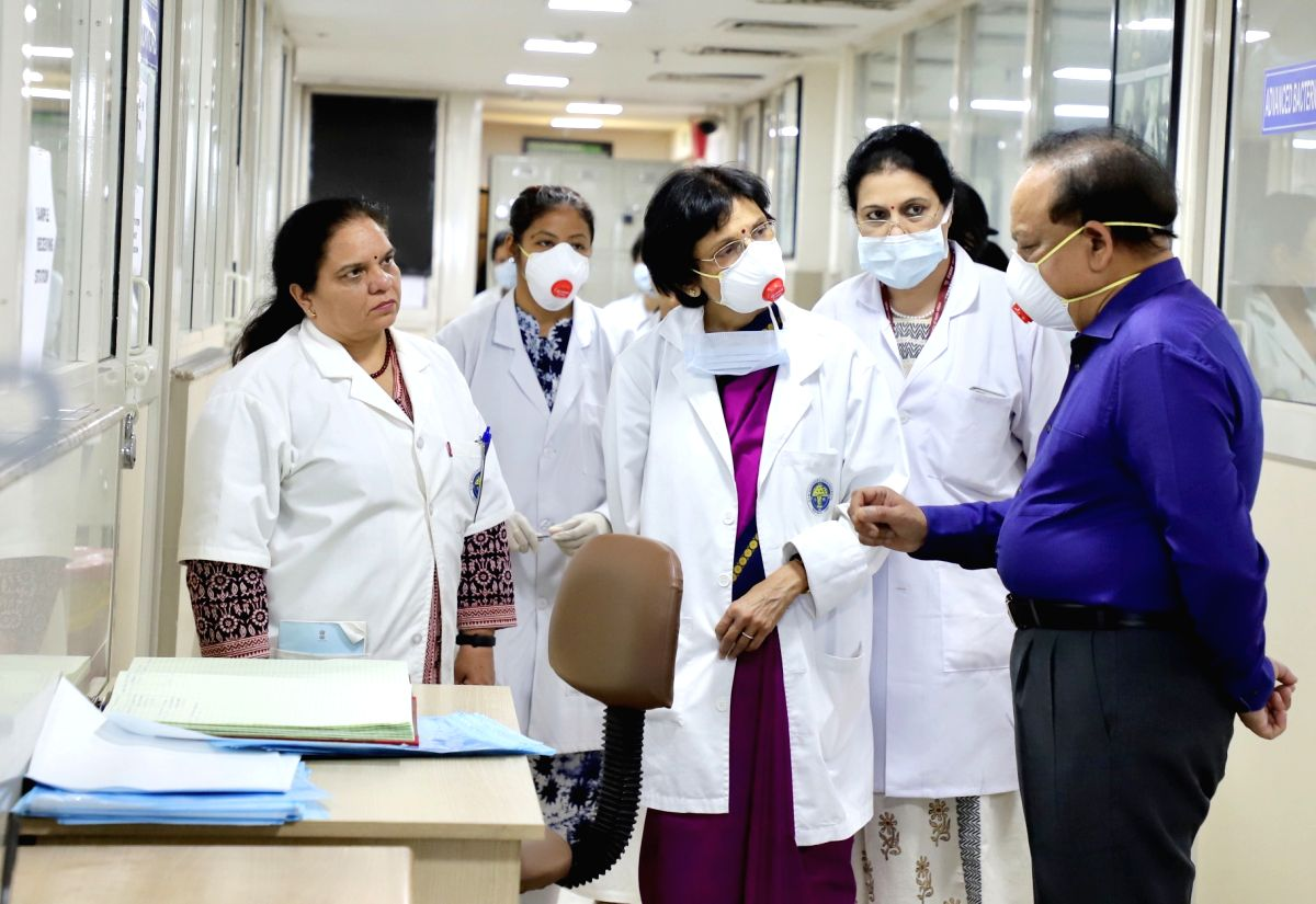 Union Health Minister Harsh Vardhan nstructed states that there should not be any dilution of quality and standards in manufacturing of PPEs, masks, ventilators and other equipment.