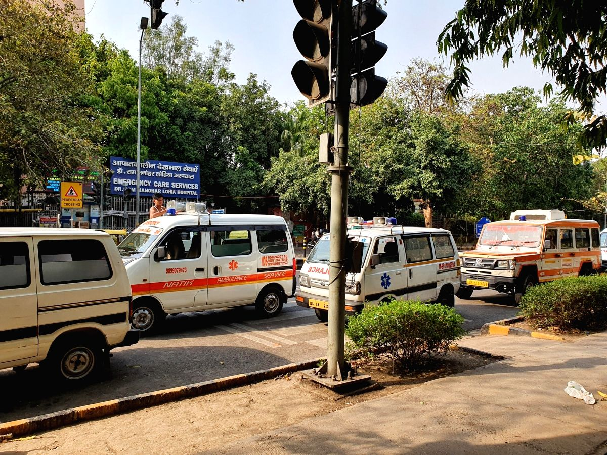 New Delhi: Driver satisfied with maximum ambulance rates in Delhi, but new dilemma revealed.