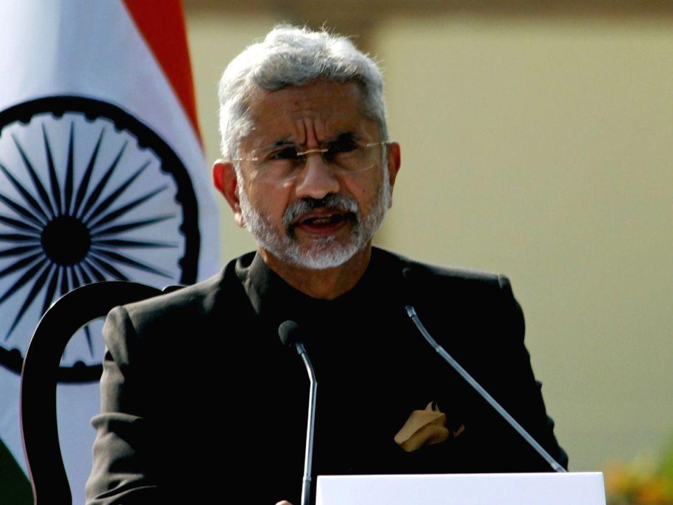 External Affairs Minister S. Jaishankar