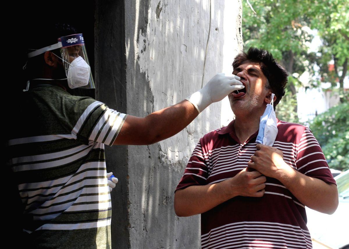 India clocks 3.62 lakh fresh Covid cases, 4,120 deaths