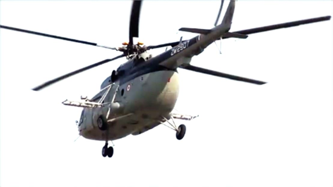 New Delhi, Oct 28 (IANS) As Ukraine-based JSC Motor Sich competes with JSC Russian Helicopters to get Indian Air Force's contract of overhauling VK -2500-3 engines of Mi-17 V 5 helicopters, it faces scrutiny for having major Chinese investments.