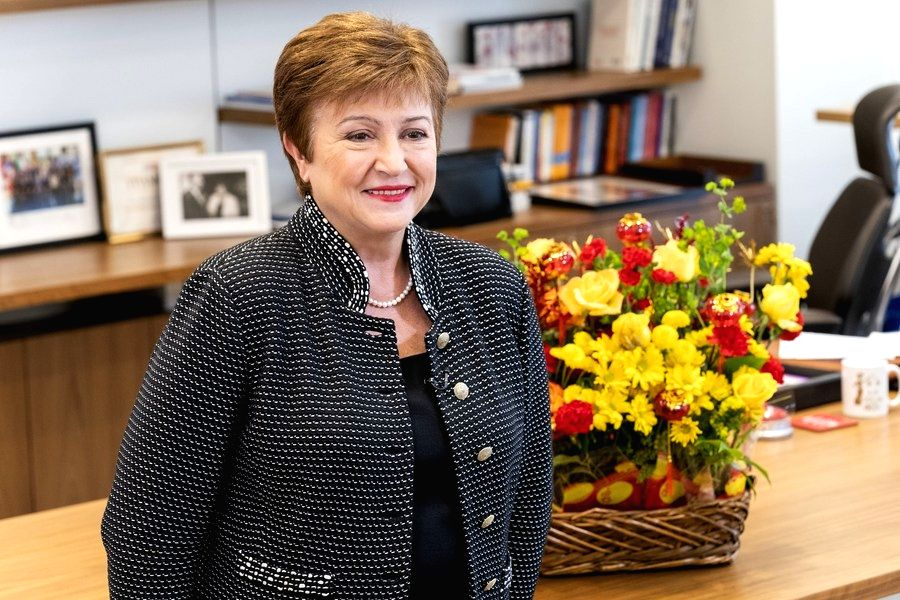 New Delhi, Oct 6 (IANS) As economies limp back to normalcy amid the coronavirus pandemic, International Monetary Fund (IMF) Managing Director Kristalina Georgieva has advised countries to avoid premature withdrawal of policy support for businesses an