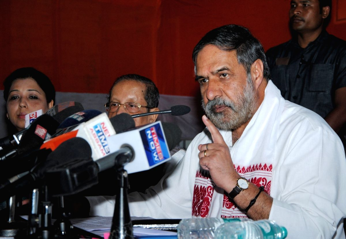 New delhi:The committee met here under the chairmanship of former union minister Anand Sharma. .