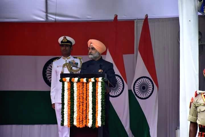 New Indian Ambassador to the US Taranjit Singh Sandhu