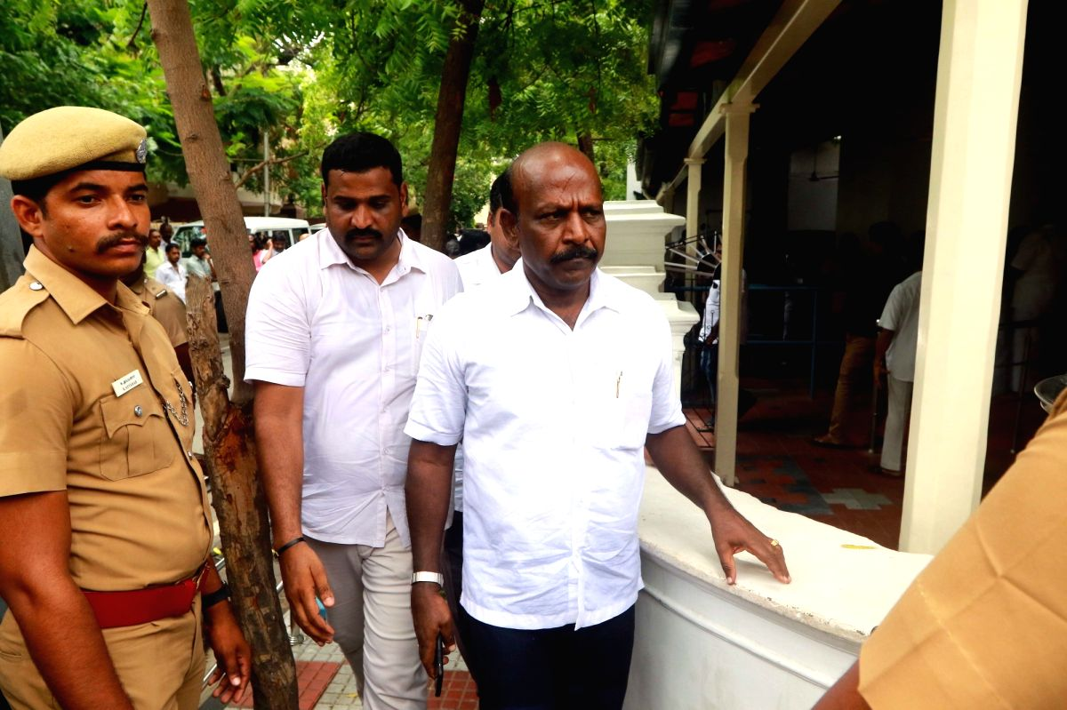 New Siddha Covid care centres for mild patients: TN Health Minister
