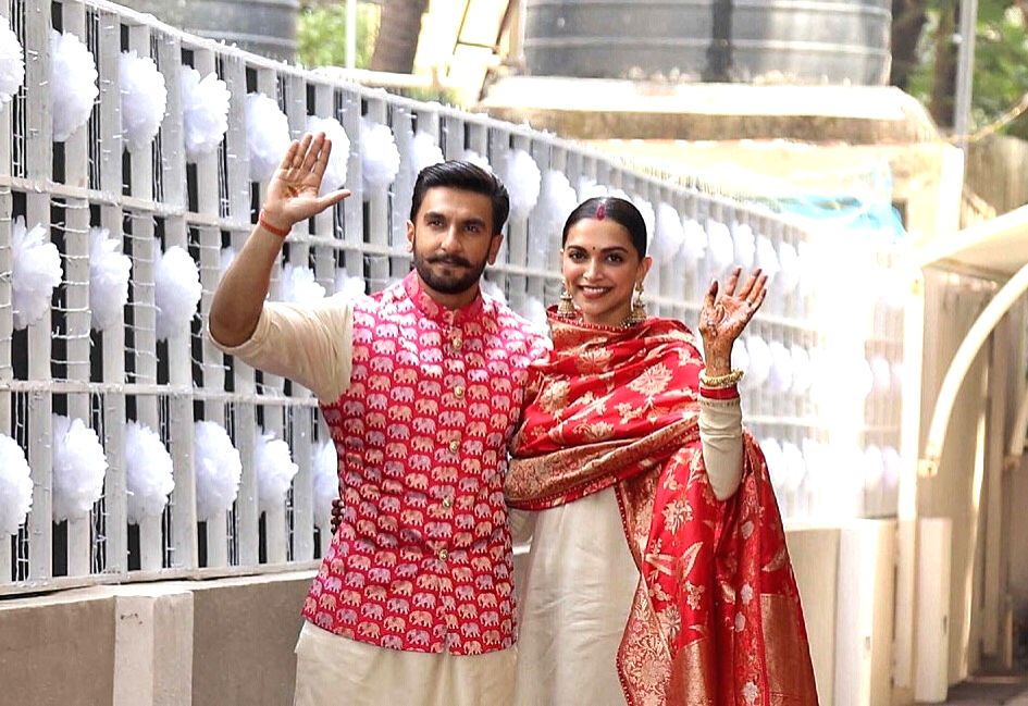 Ranveer Singh and Deepika Padukone pledge support to PM-CARES