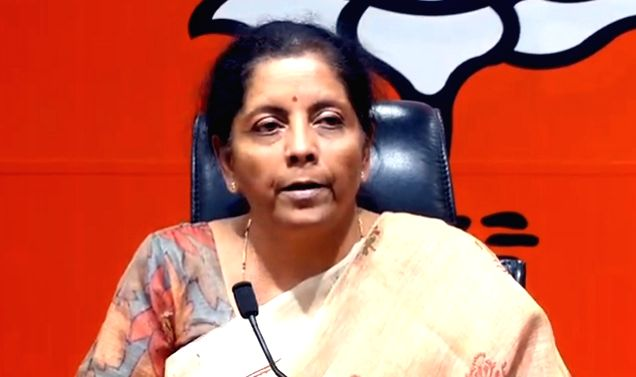 Nirmala Sitharaman. (File Photo: IANS)