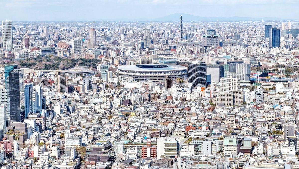No overseas spectators allowed at Tokyo Olympics.