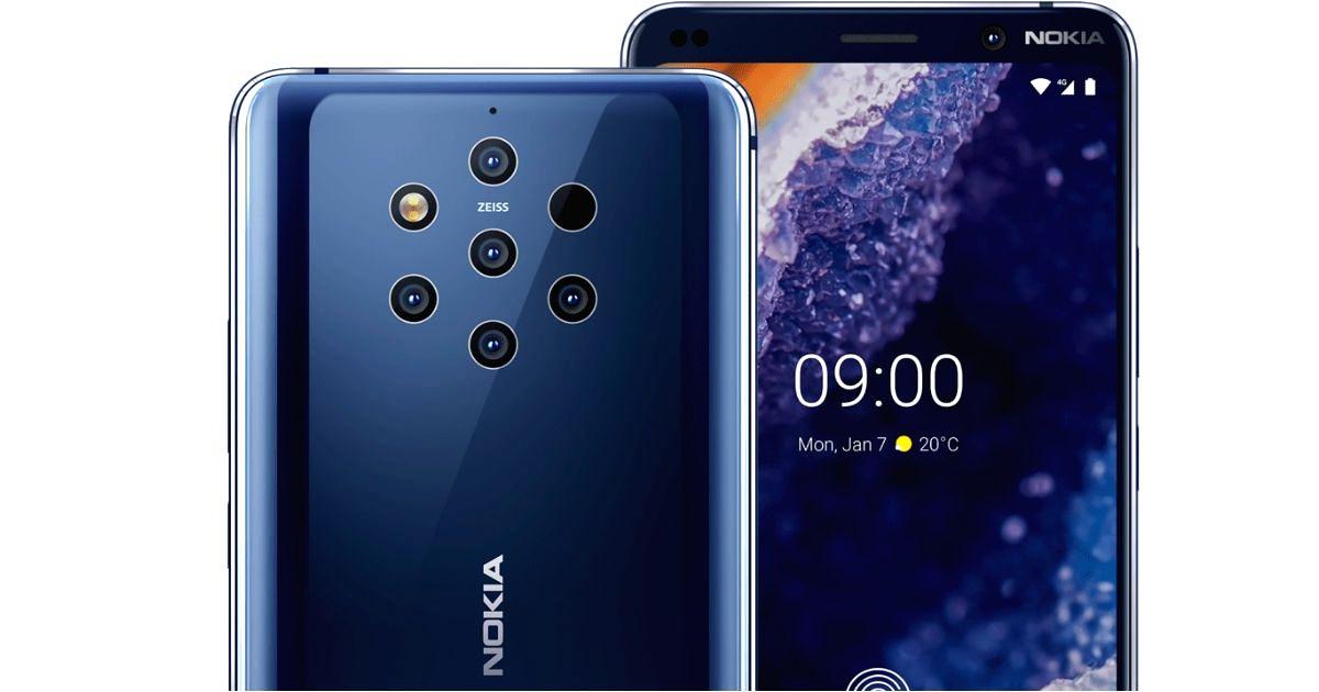 Nokia 10.