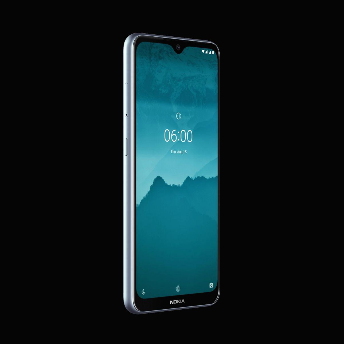 Nokia smartphone.
