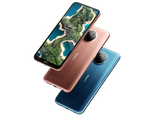 Nokia maker HMD Global introduces 6 new phones.