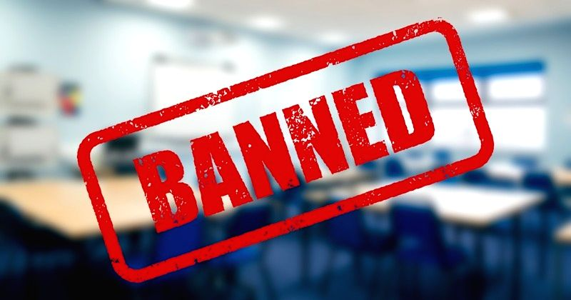 'Not bound by service rules': Govt opposes lifetime political ban.