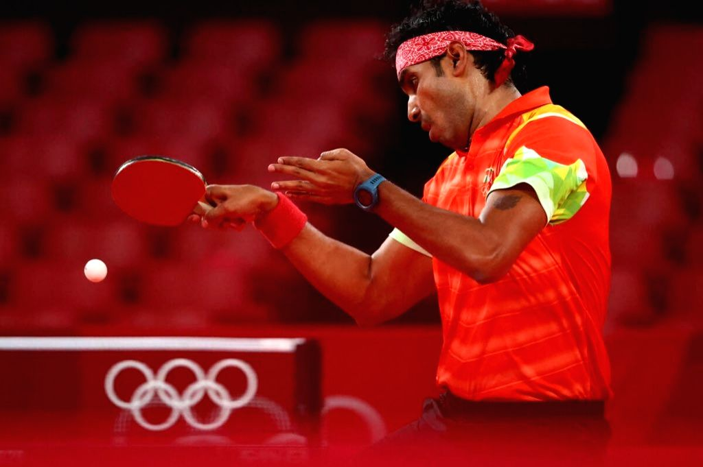 Not planning to retire anytime soon: Paddler Sharath Kamal.