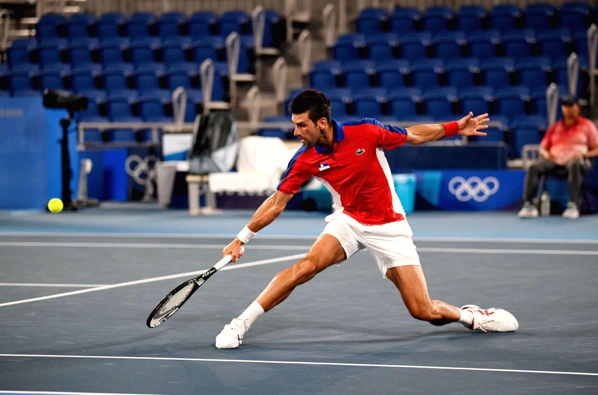 Novak Djokovic.(photo:Novak Djokovic twitter)