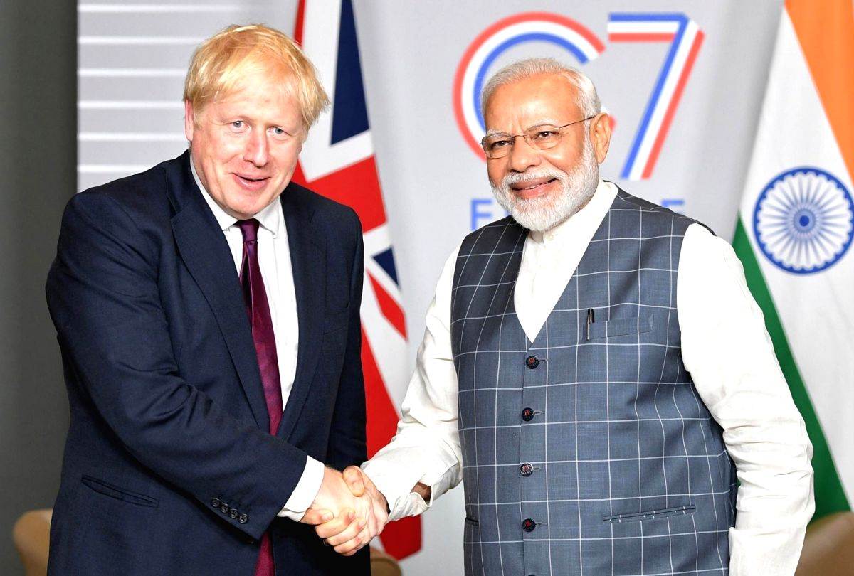 UK PM's India trip cancelled due to Covid surge