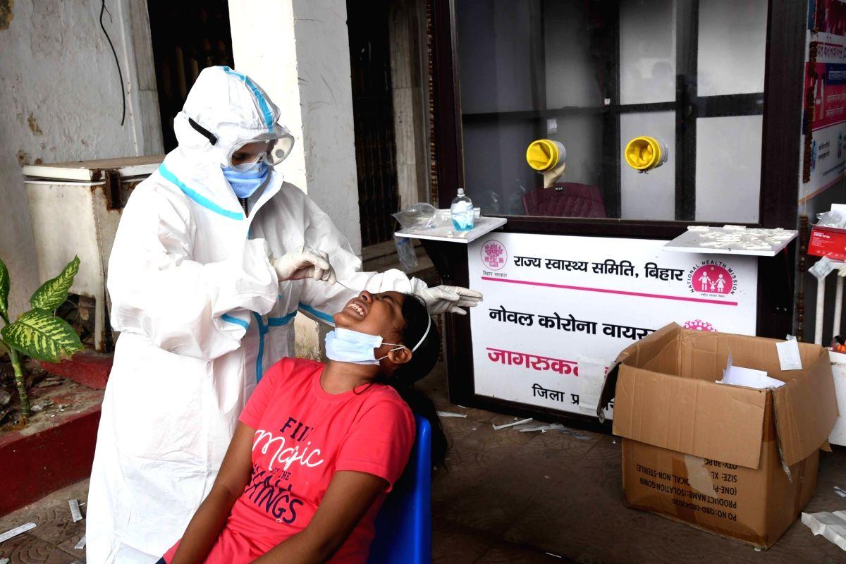 Odisha reports highest spike of 4,270 Covid-19 cases.