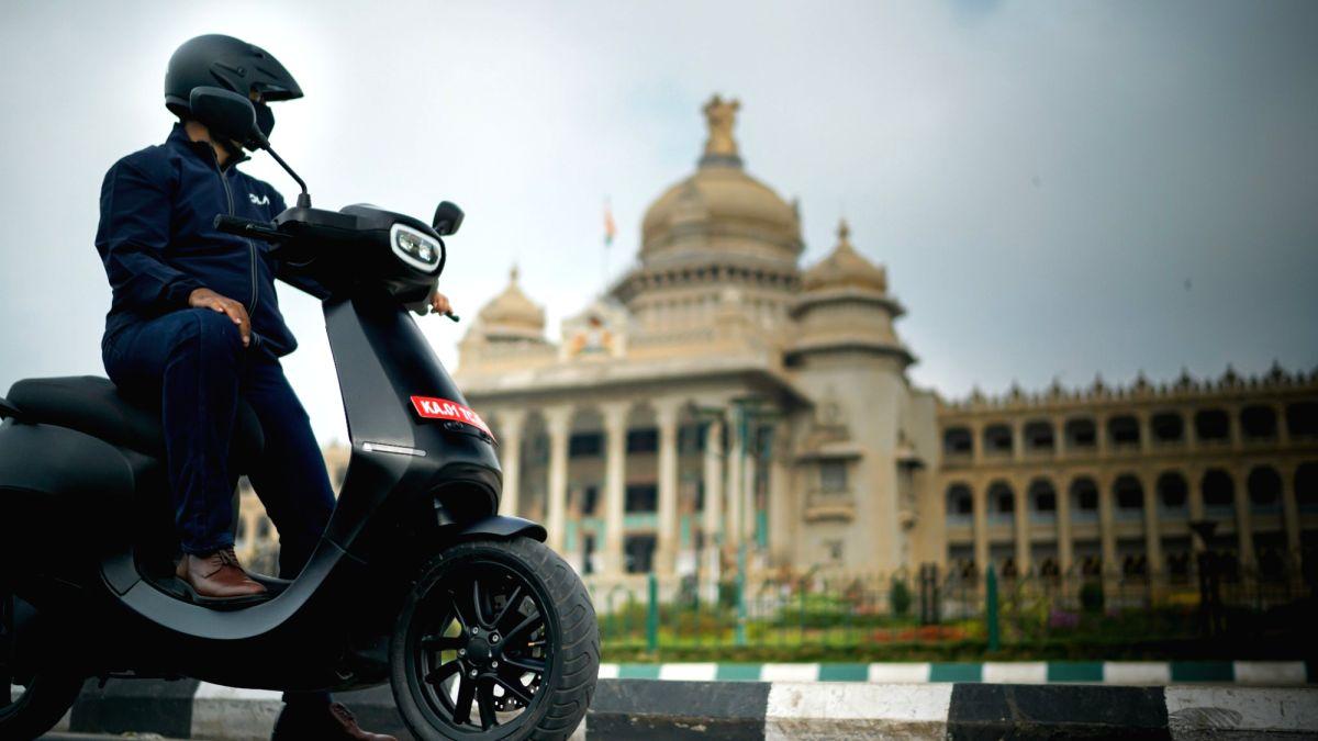 Ola Electric raises largest-ever $100 mn debt in Indian EV market.