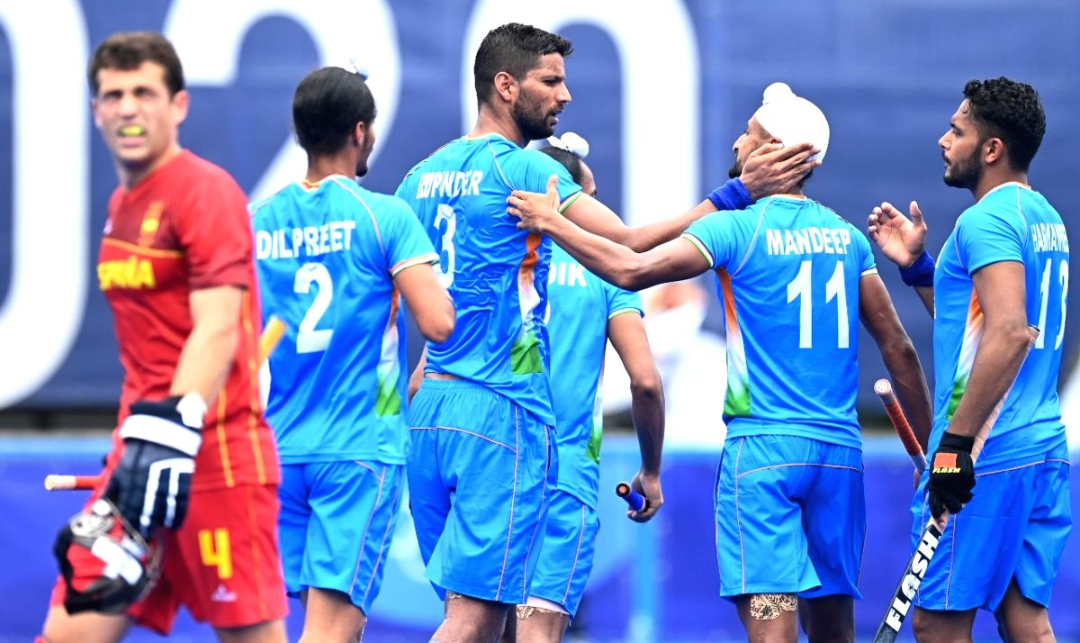 Olympics: After Australia disaster, India overcome Spain 3-0 (Ld)