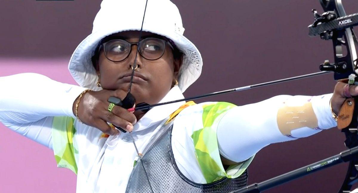Olympics archery: Deepika Kumari through to quarterfinals