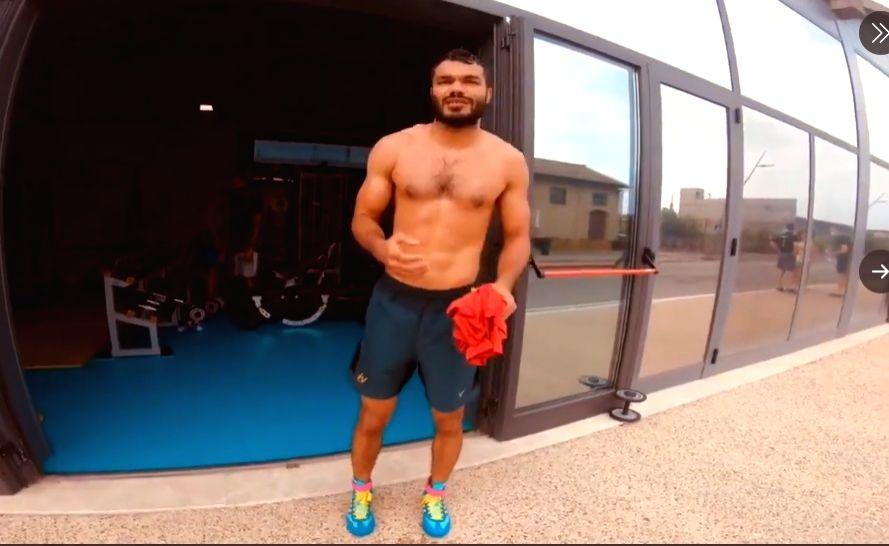 Olympian boxer Vikas Krishan recovering after shoulder surgery