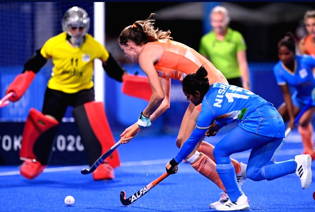 Olympics hockey: Indian women lose track after bright start in opener (ld, adds details).