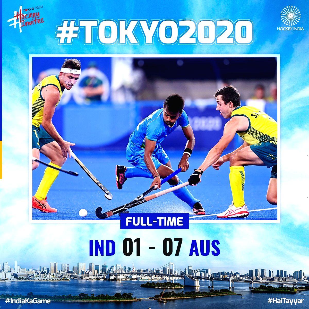 Olympics (Hockey) Lead-1 (Photo:Hockey India Twitter)