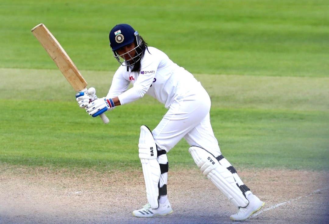 One-off women's Test: Sneh, Taniya take India to fighting draw (Ld)