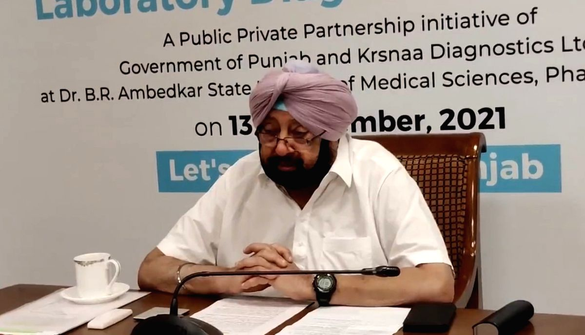 One year of farm laws: Punjab CM asks Centre to scrap them
