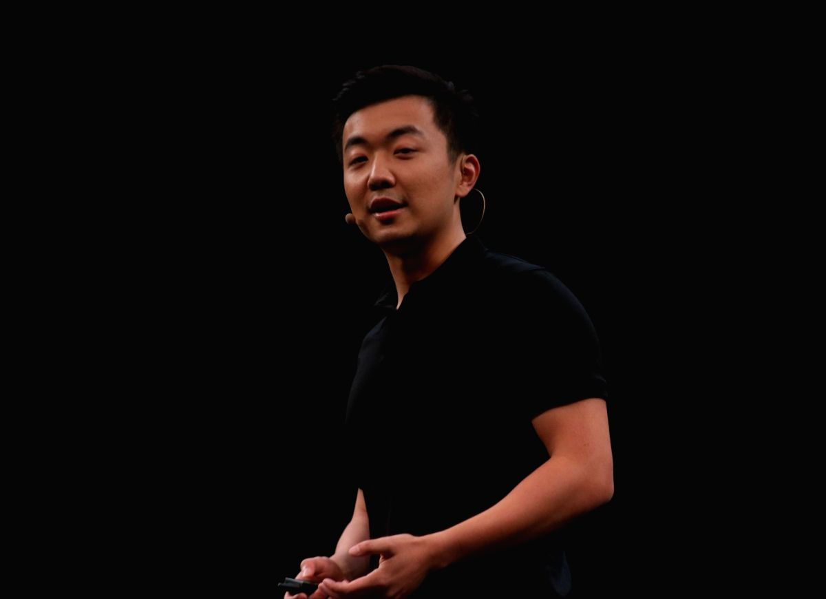 OnePlus Founder and CEO Pete Lau.