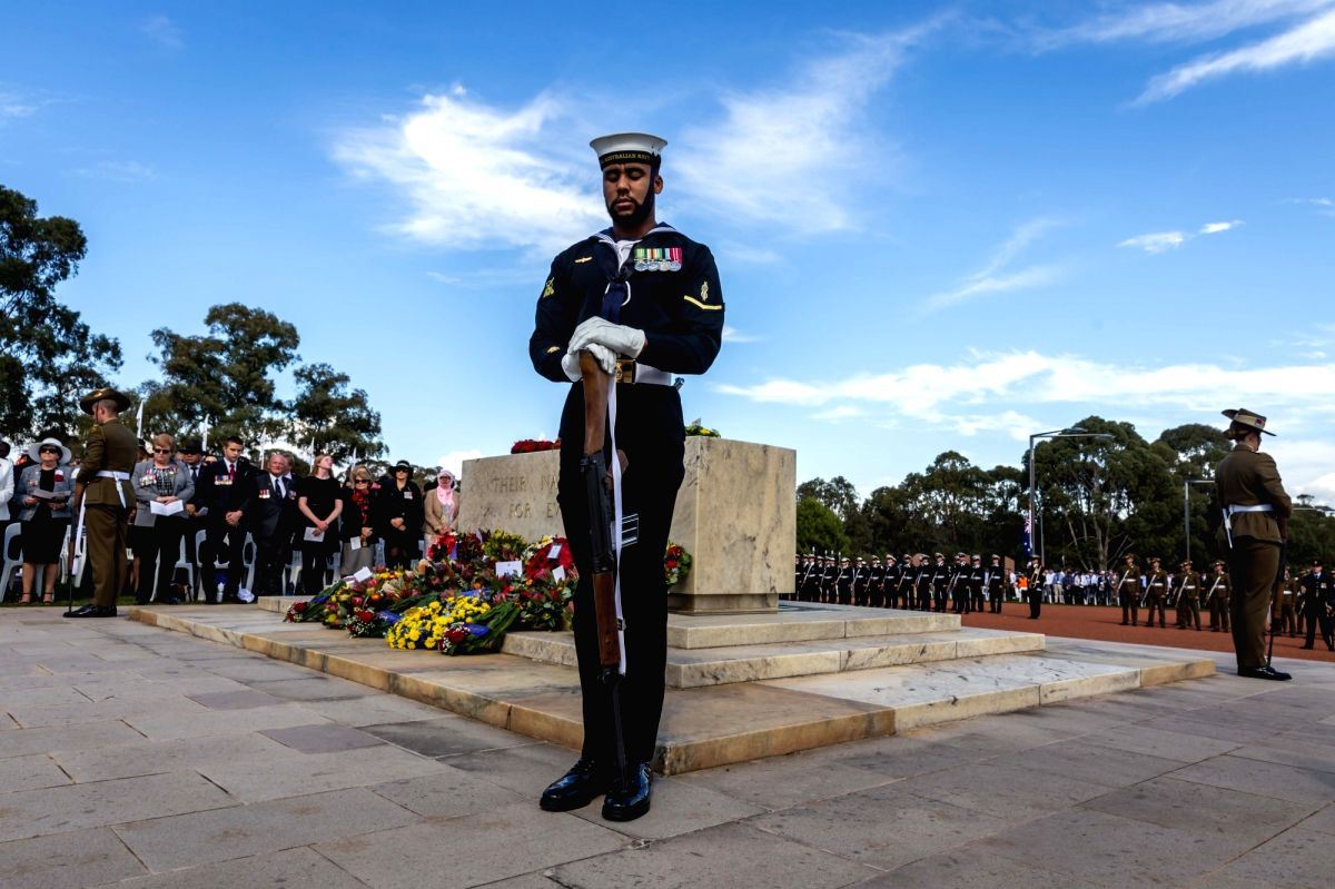 Outcry over Aboriginal flag ban in Aus Anzac Day services
