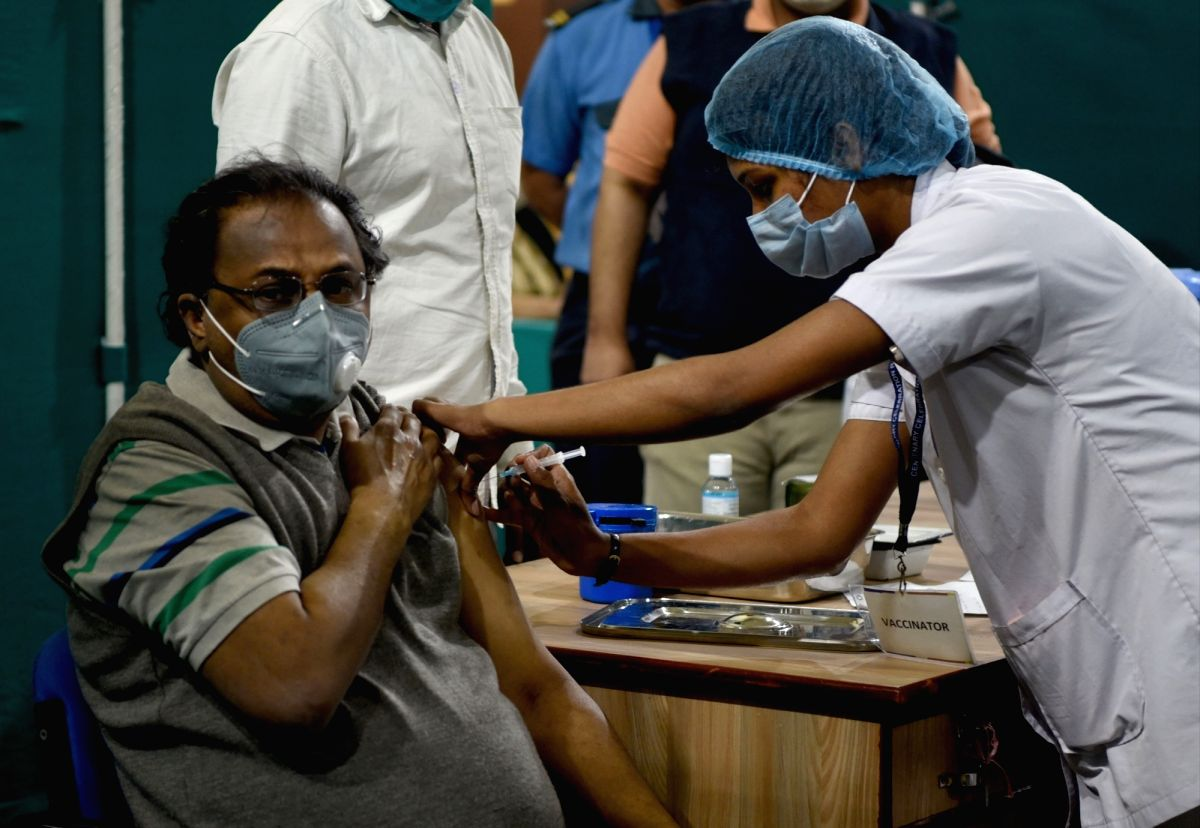 Over 48L vaccine doses to states in the next 3 days: Centre