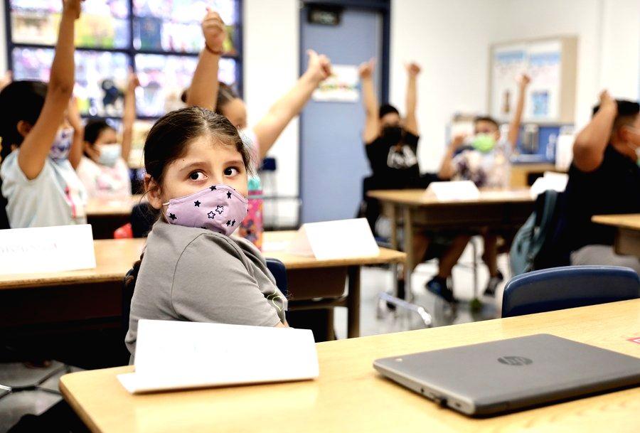 Over 3,000 Covid cases reported across LA schools