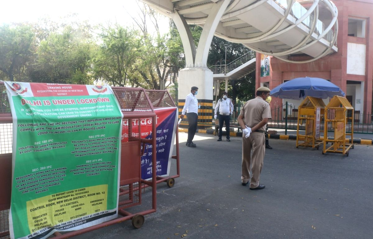Over 5,600 Delhi residents challaned for health norms violation