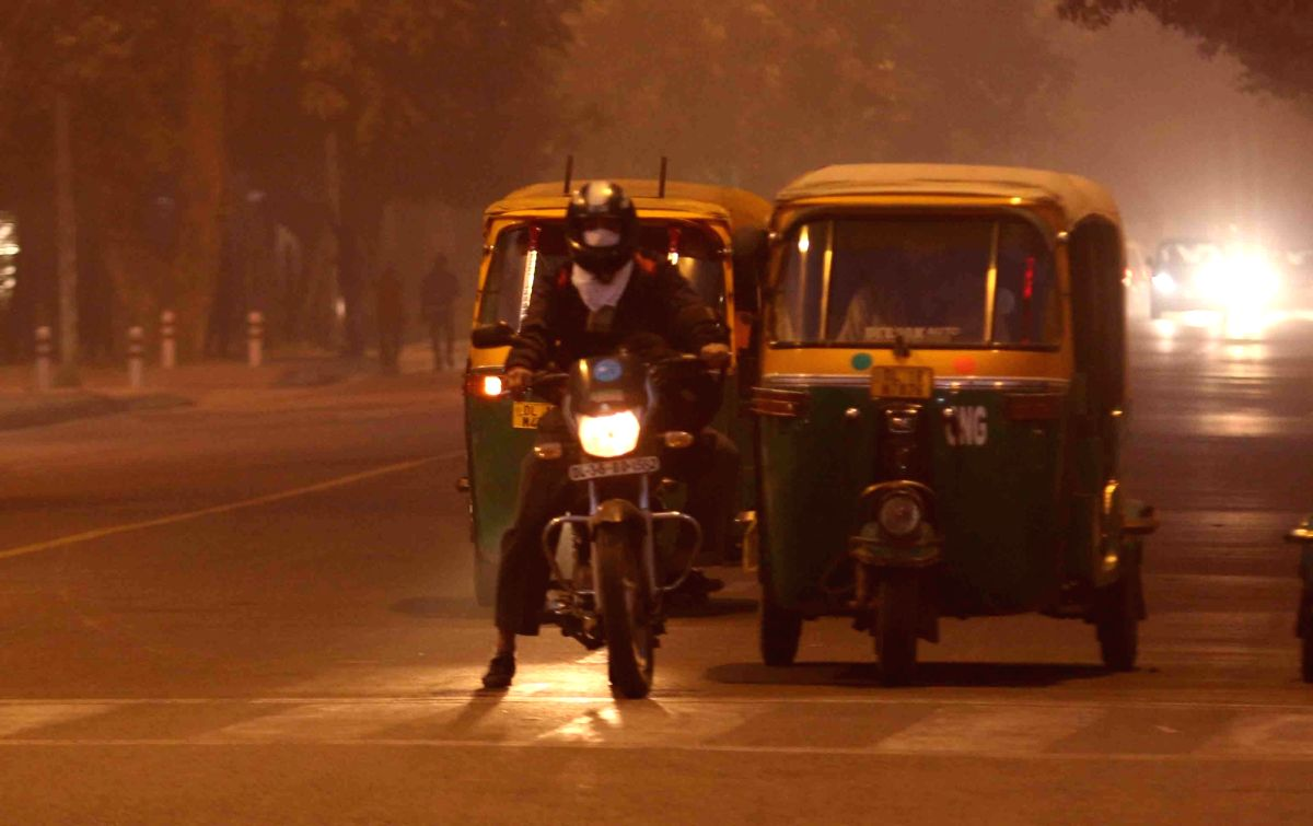 Over crowded shared autos a matter of concern for Chennai officials