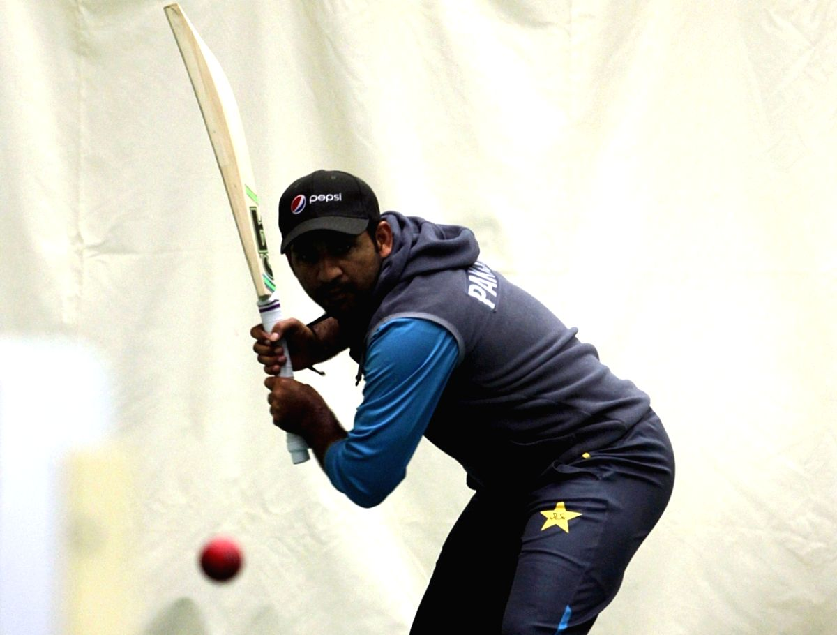 Pakistan skipper Sarfaraz Ahmed. (File Photo: IANS)