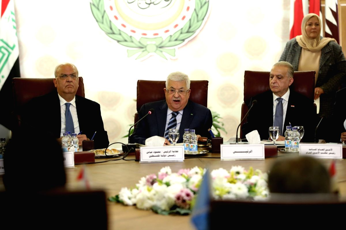 Palestine rejects Israeli annexation plan: Abbas