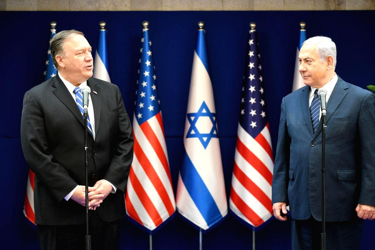 Palestine slams Pompeo's decision to visit Israeli settlement