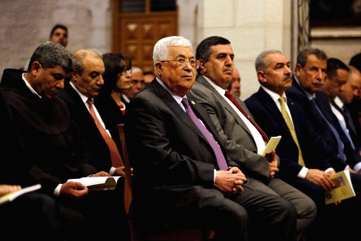 Palestinian Prez accepts monetary authority chief's resignation