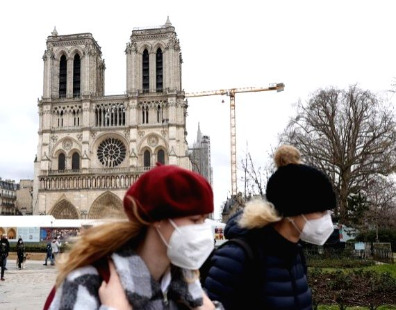 Pandemic situation particularly fragile: French PM