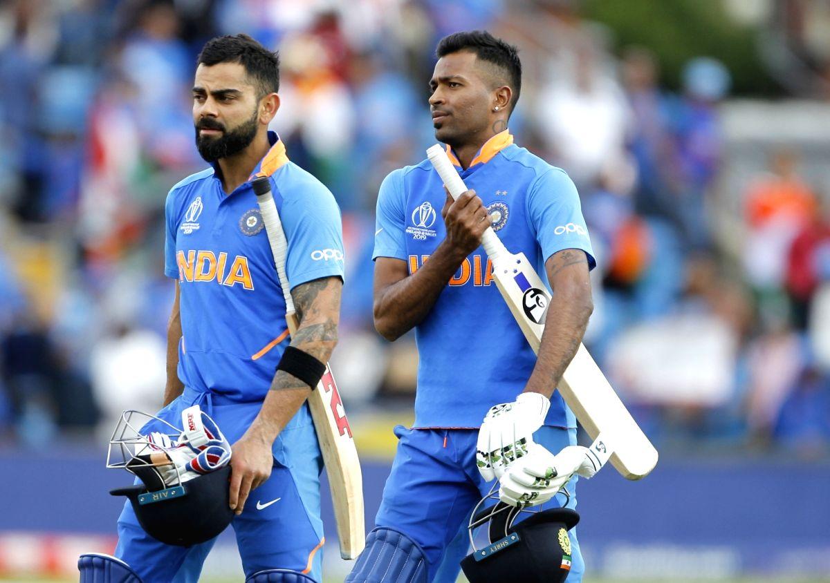 Pandya gave away the bowling plan, jokes skipper Kohli