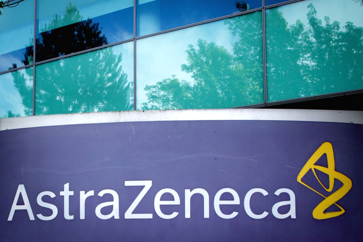 Panel to decide on AstraZeneca Covid vax trials after unexplained illness in UK . (Photo by Tim Ireland/Xinhua/IANS)