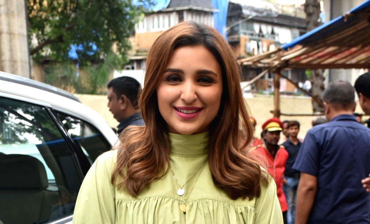 Parineeti Chopra.