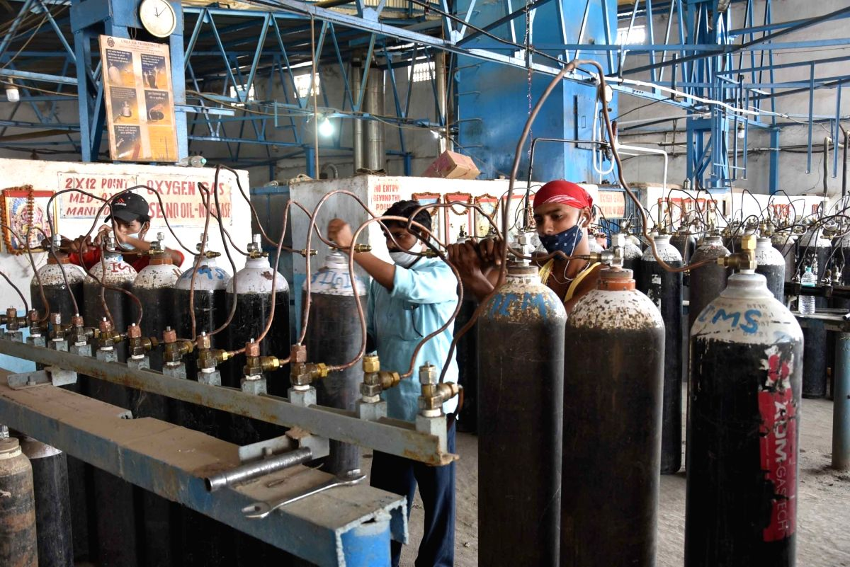 10 arrested for Oxygen black marketing in Lucknow